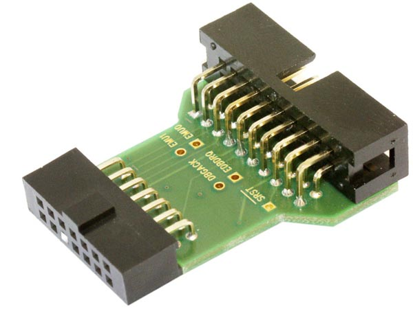 Converter ARM-20 to TI-14